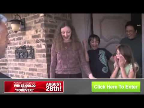 Publishers Clearing House Games - Win $5,000 Per Week Forever