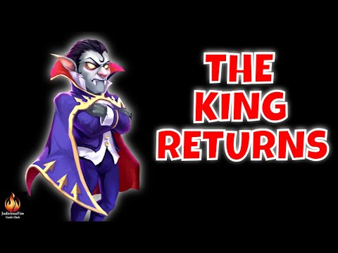 VLAD DRACULA Castle Clash Best Heroes