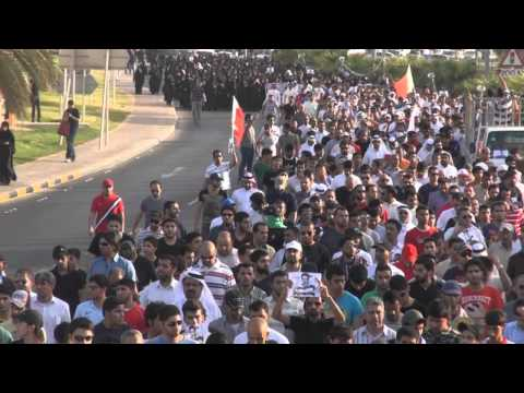 Video Report: The regime in Bahrain Brutally Kills a 16 yr Old Child
