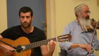 'הרוז'ינר ניגן' ניגון החופה של חסידות רו'זין