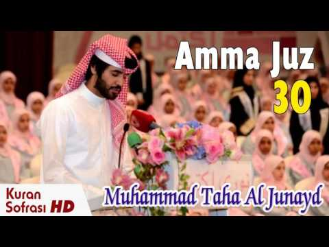 Download Lagu Muhammad Taha Al Junaid -  Full Juz Amma New..