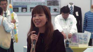 気象予報士 半井小絵さん ラジオ番組にゲスト出演③  2010年10月 半井小絵 検索動画 18