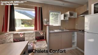 Video Camping les Airelles - Embrun - Hautes-Alpes