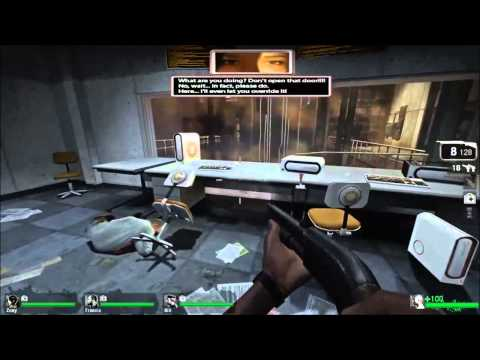 Left 4 Dead: Witch Hunter - Part 1 of 2 - HD