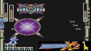 【ロックマンX アニコレ1】初見実況 ロックマンX2 #11 カウンターハンター アジールフライヤー