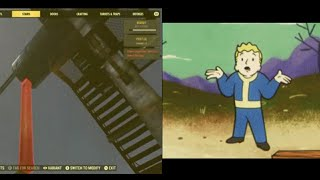 Fallout 76 - IMPOSSIBLE CAMP LOCATION??? Not if I can help it!