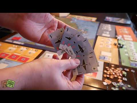 Review: Battle of Britain from PSC Games - The Players' Aid