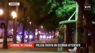 Spagna, spari a Cambrils: polizia sventa un secondo attentato