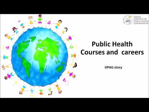 Public Health Courses and Careers