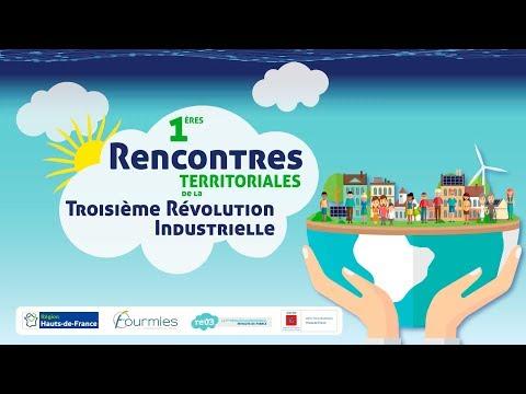 1ères Rencontres Territoriales de la 3ème Révolution Industrielle | Fourmies