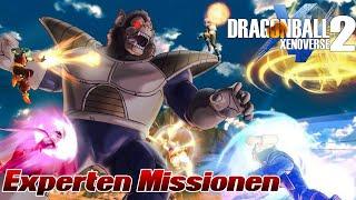 Experten Missionen erwarten uns! C16 wieder gegen uns! O.O | Dragon Ball Xenoverse 2 Deutsch