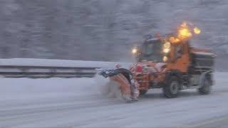 Winterchaos in den Alpen: Extremwetter in Deutschland und Österreich