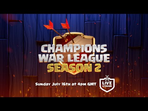 Clash of Clans – Champions War League Final!