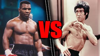 Mike Tyson VS Bruce Lee - Who Would ACTUALLY Win?