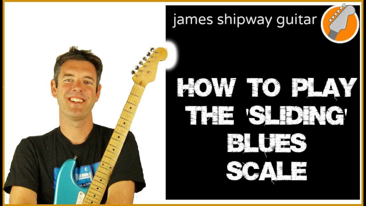 How To Play Blues Guitar : how to play the blues scale on guitar sliding scale pattern youtube ~ Hamham.info Haus und Dekorationen
