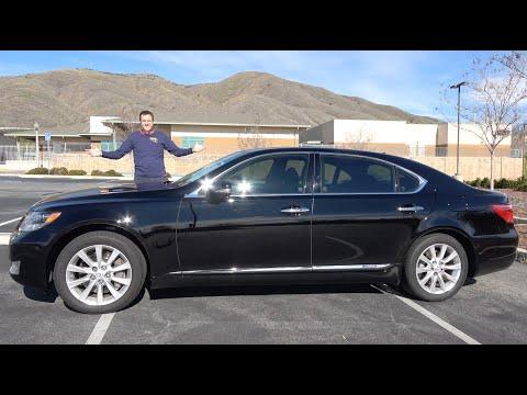 Here's Why the Lexus LS600hL Is the Ultimate Lexus Luxury Sedan