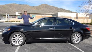 Download Here's Why the Lexus LS600hL Is the Ultimate Lexus Luxury Sedan Mp3 and Videos
