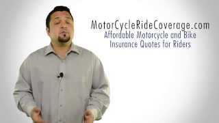 Motorcycle Insurance for 16,17,18 and 19 Years Old