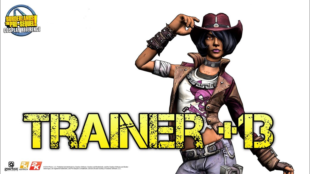 Wo`rking!] Trainer 13 Borderlands [Se r ial included