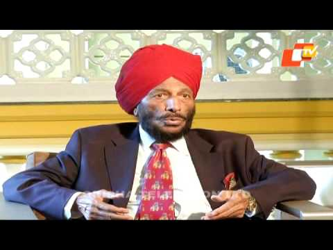 Interview With Milkha Singh 03 November 2016