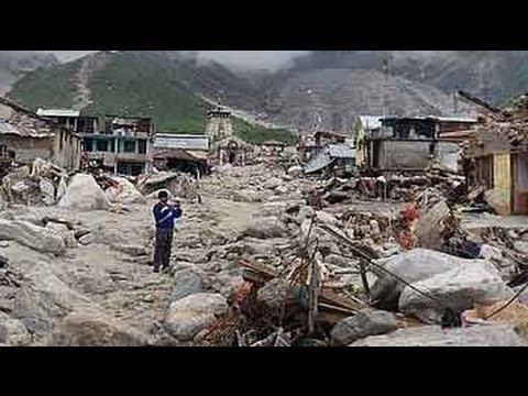 Uttarakhand disaster management study