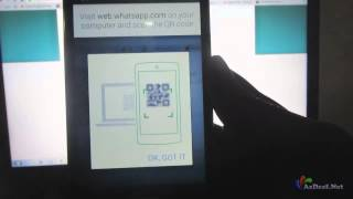 Инструкция подключения к web.whatsapp.com