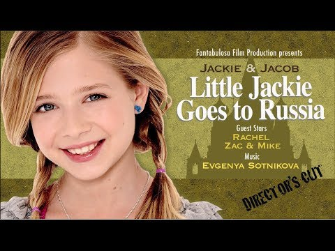 Jackie Evancho - Little Jackie goes to Russia (Fiction Tribute)