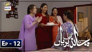 Chand Ki Pariyan Episode 12 - 31st January 2019 - ARY Digital Drama