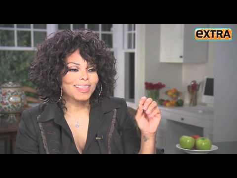 Janet Jackson on Extra
