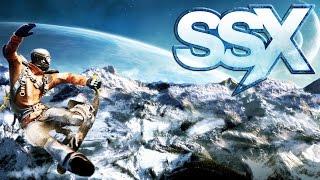 SSX (2012): A emoção do snowboard - (Xbox 360)