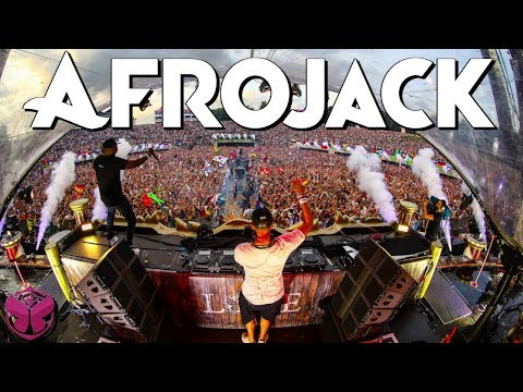 Afrojack DROPS ONLY Tomorrowland 2018