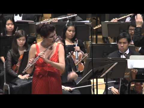 Five Elements (Zhou Long) - Thailand Philharmonic, Jeffery Meyer, cond., Luisa Sello, flute