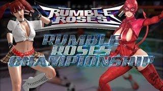 Rumble Roses (PS2) - Women