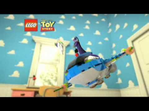 Lego Toy Story - Toys R Us