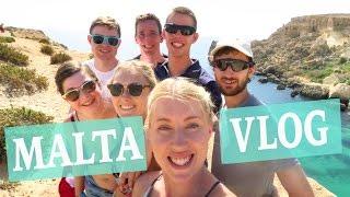 MALTA TRAVEL VLOG | Mdina, Paceville, Sliema & Popeye Village