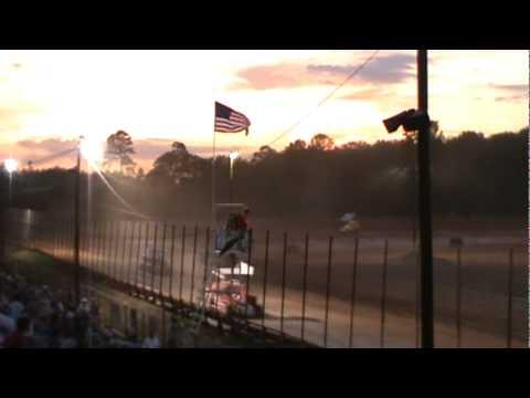 Heat 3, Champion Park Speedway, Minden La, 7-23-11