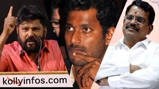 கடைசில CM என்பீங்களா  | Producer G Sekaran against to Vishal & KR | Producers Council Election