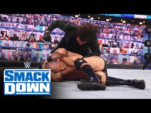 Cesaro vs. Murphy: SmackDown, March 12, 2021