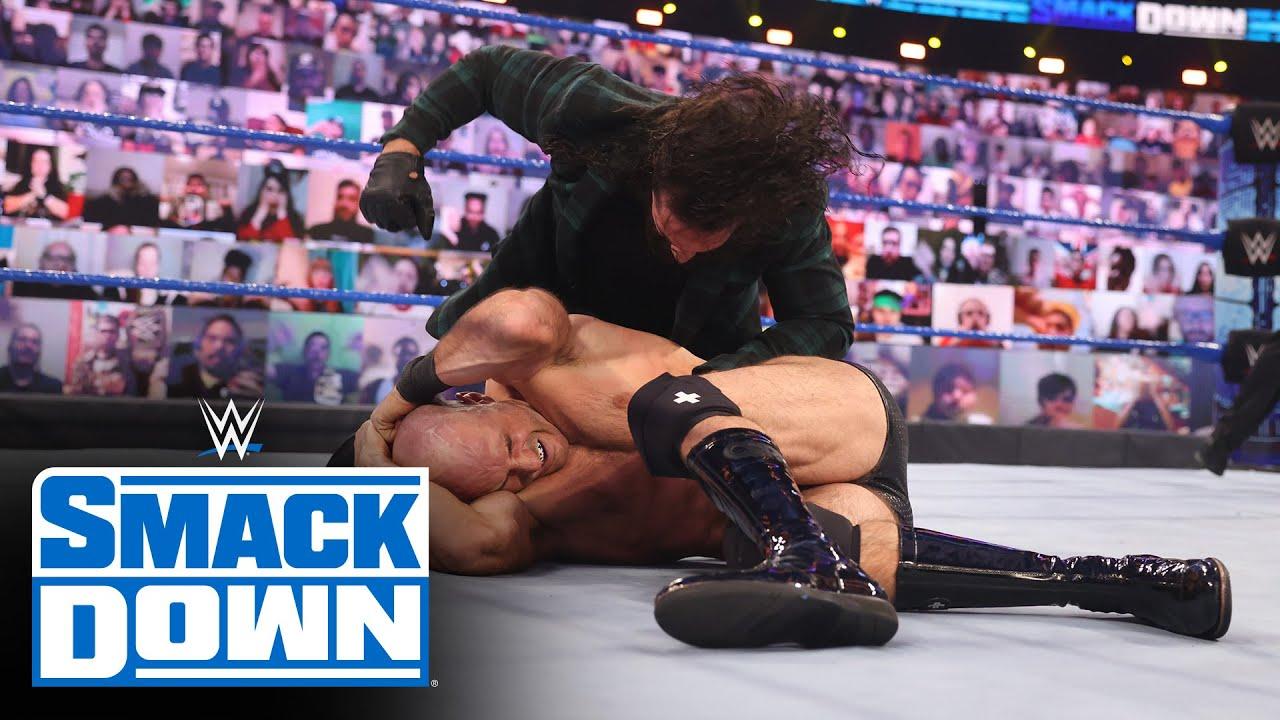Seth Rollins Curb Stomps Cesaro, Apollo Crews Assaults Big E