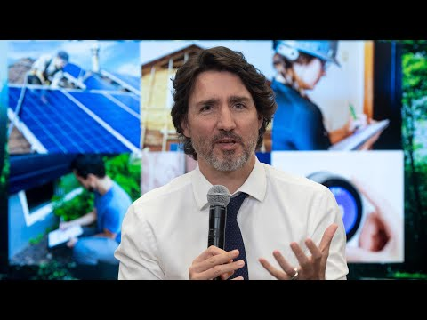 Reporter asks Trudeau: Do homeowners really need new grant program?