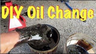 DIY Oil Change