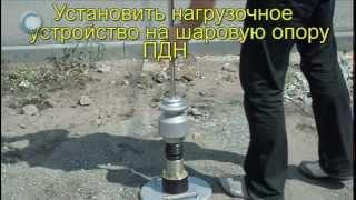 Применение плотномера грунтов ПДУ-МГ4
