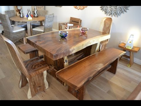 Handmade Wood Furniture For Home Ideas