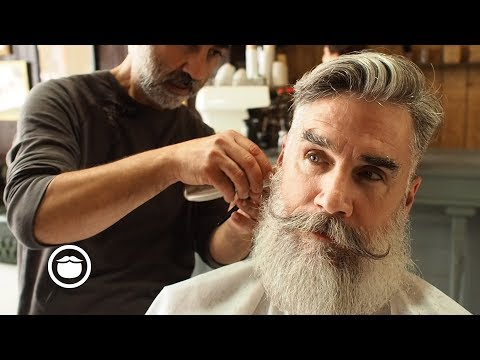 The Best Men's Haircut with Greg Berzinsky at Cut & Grind