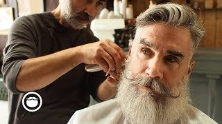 The Best Men's Haircut with Greg Berzinsky at Cut & Grind thumbnail