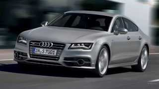 Автомобиль Audi S7 2012 первый взгляд
