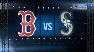 8/15/15: Bradley Jr., Red Sox power past Mariners