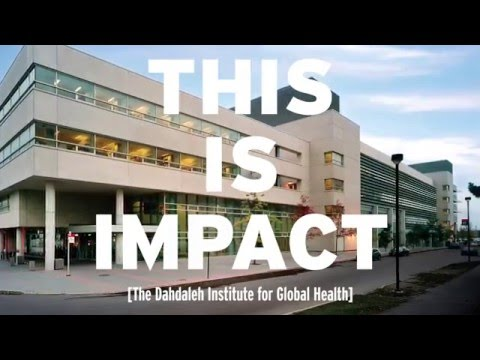 York U establishes The Dahdaleh Institute for Global Health