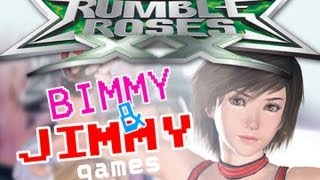 Rumble Roses XX Review (X-Box 360)