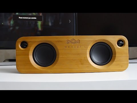 Best Bluetooth Speaker! - Marley Get Together!